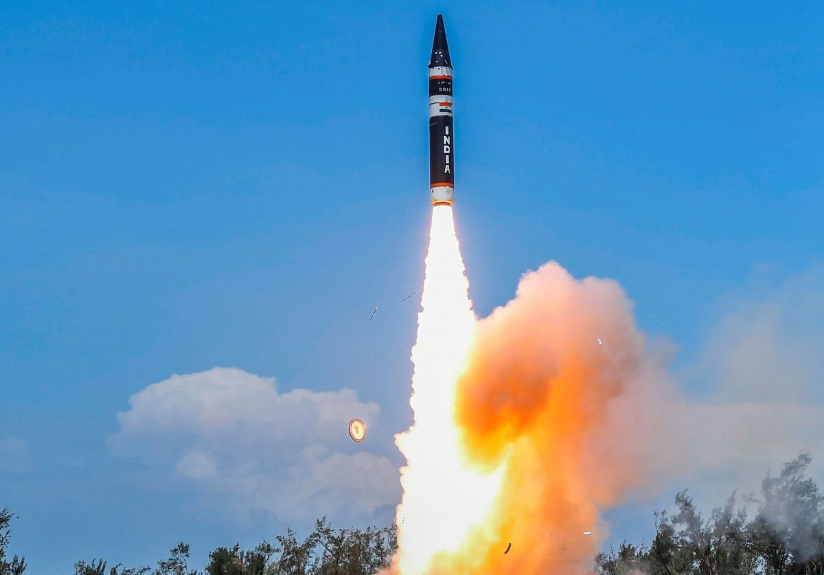 Watch: India successfully tests 'Akash Prime' missile, destroys aerial target