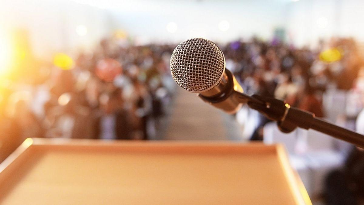 The Art of Public Speaking at DAS Wonderland