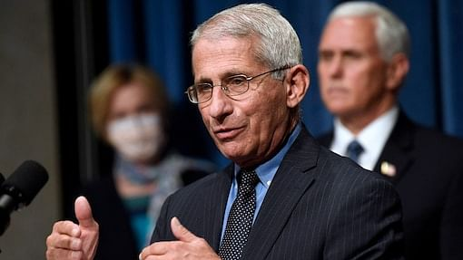'Really tired, not much sleep these days': Fauci's early 2020 emails highlight Covid scare & exhaustion