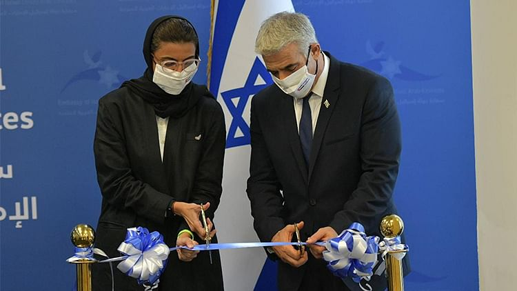 Israel opens its first-ever embassy in UAE