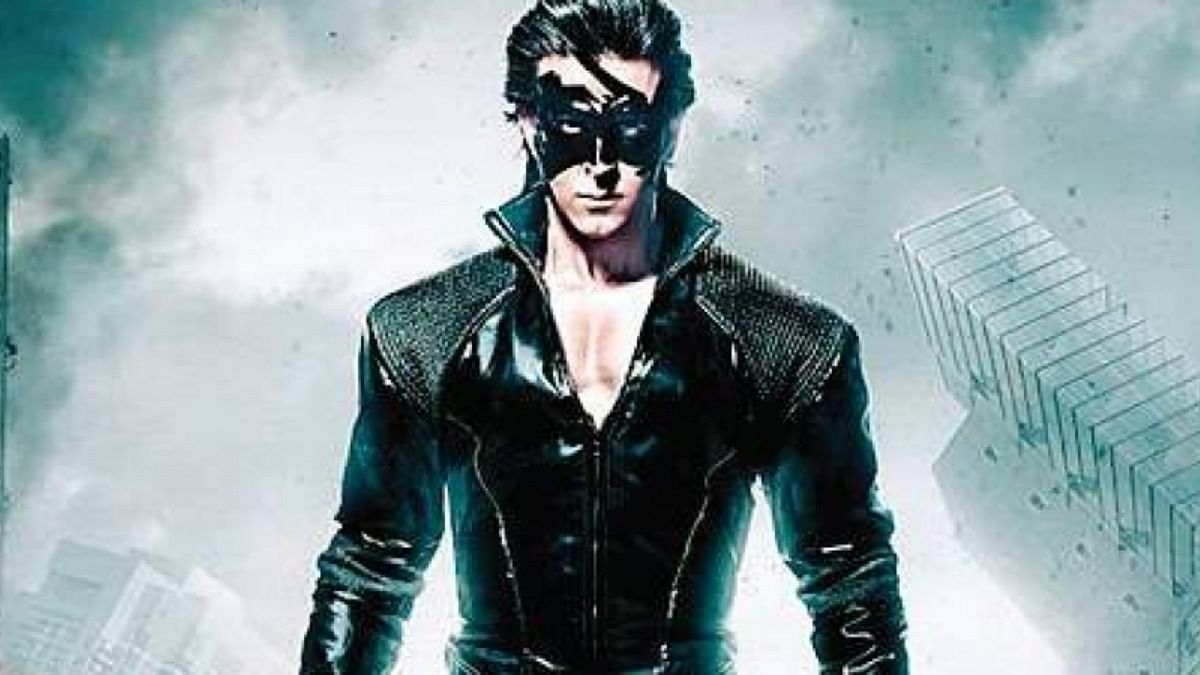 Hrithik Roshan to explore time travel in 'Krrish 4': Reports