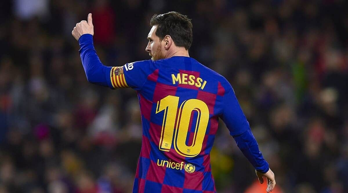 Lionel Messi's contract ends at Barcelona as world's highest-paid footballer officially becomes a free agent