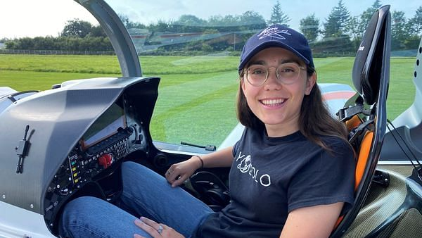 19-year-old set to become the youngest woman to fly solo around the world