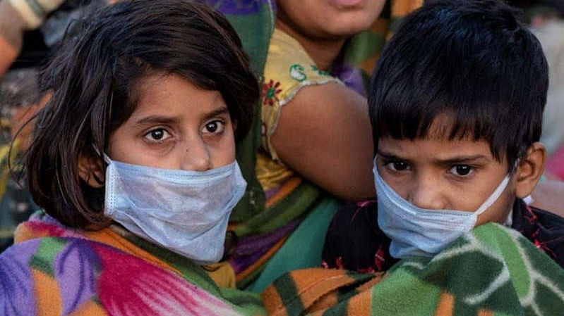 Over 150 children found Covid-positive as Mizoram reports highest daily cases