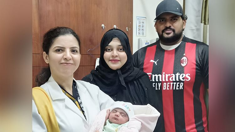 Pregnant woman with COVID-19 delivers healthy baby via emergency Caesarean in UAE