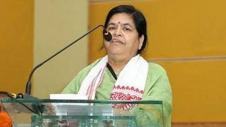 Minister Usha Thakur to charge money for selfies with her