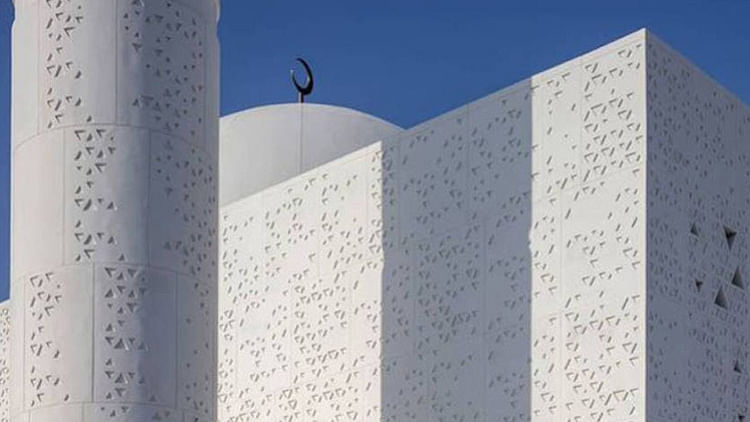 Dubai's Al Noor Mosque is the only mosque in UAE and Middle East designed by a female architect