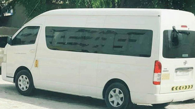 4-year-old Arab child dies of suffocation after being left sleeping for 4 hours inside bus in Ajman