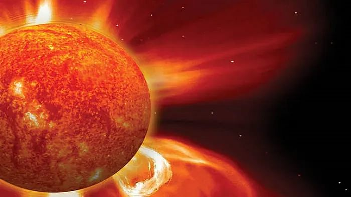 High speed solar storm to hit earth; May impact cellphone, GPS signals