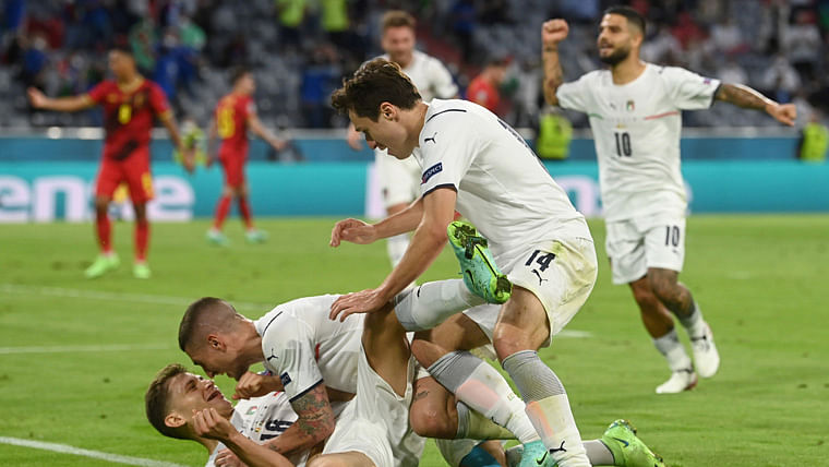 Euro 2020: Italy, Spain advance to the semi-finals