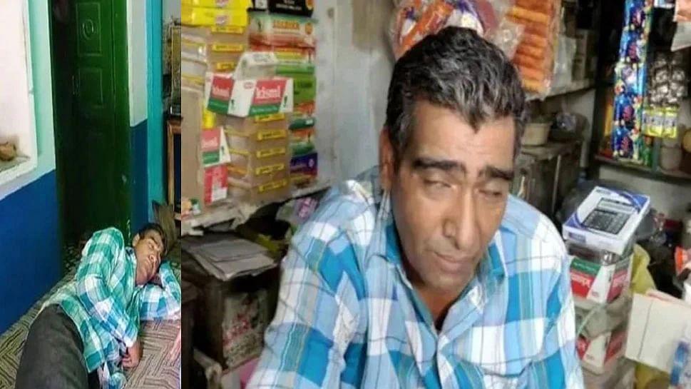 Meet the real life 'Kumbhakaran' who sleeps for 25 days a month