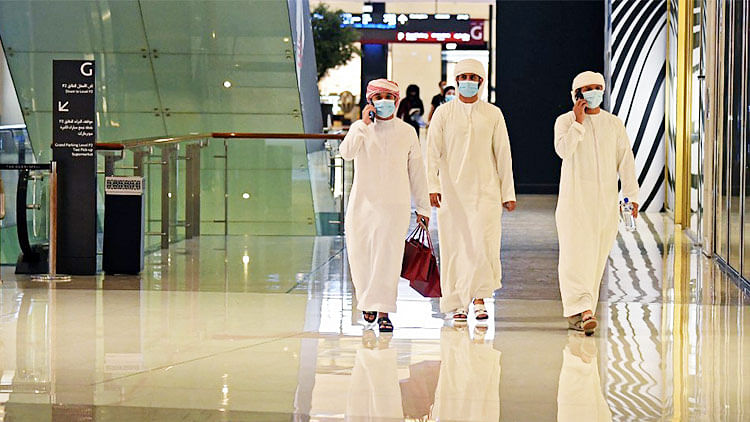 UAE citizens urged not to travel to India, Pakistan due to new COVID variants