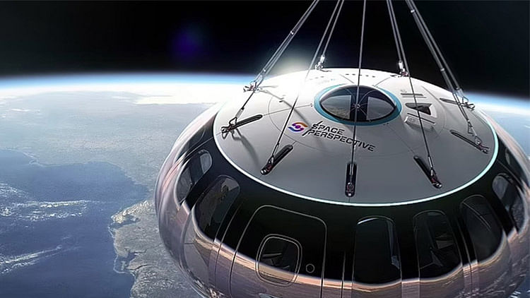 Concerts and wedding parties to be hosted at a height of 100,000 feet in space soon