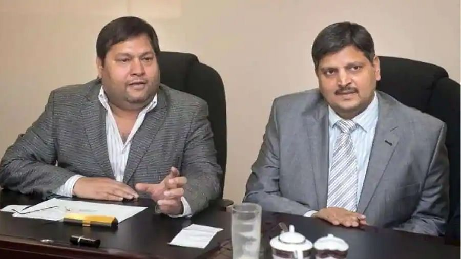 Interpol issues Red Corner Notice against Gupta brothers and others