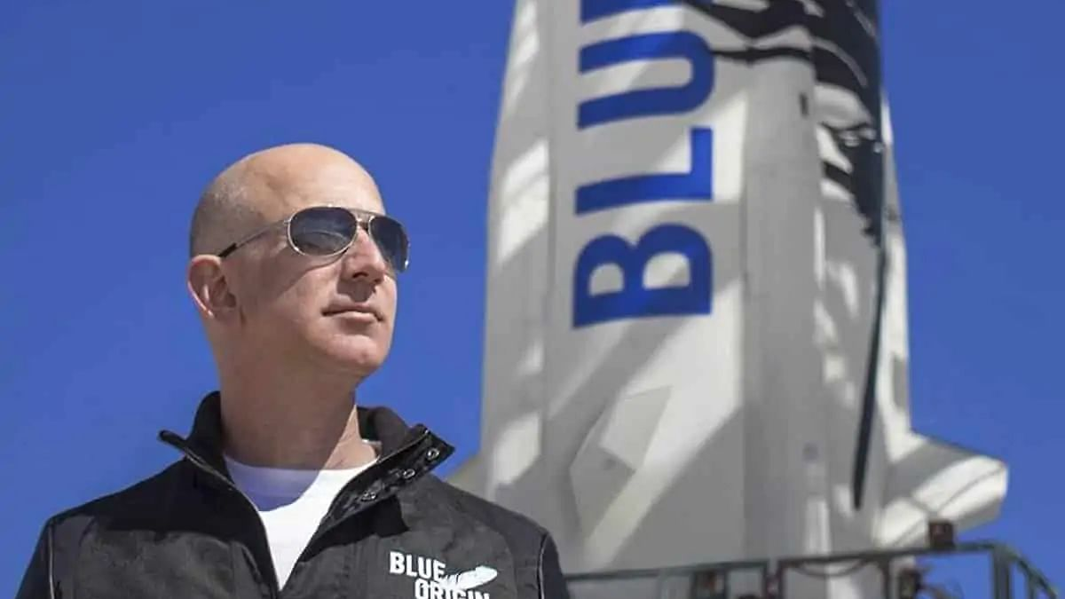 Jeff Bezos travels from selling books to Space and everything beyond