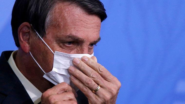 After bad hiccups, Bolsonaro may need intestinal surgery