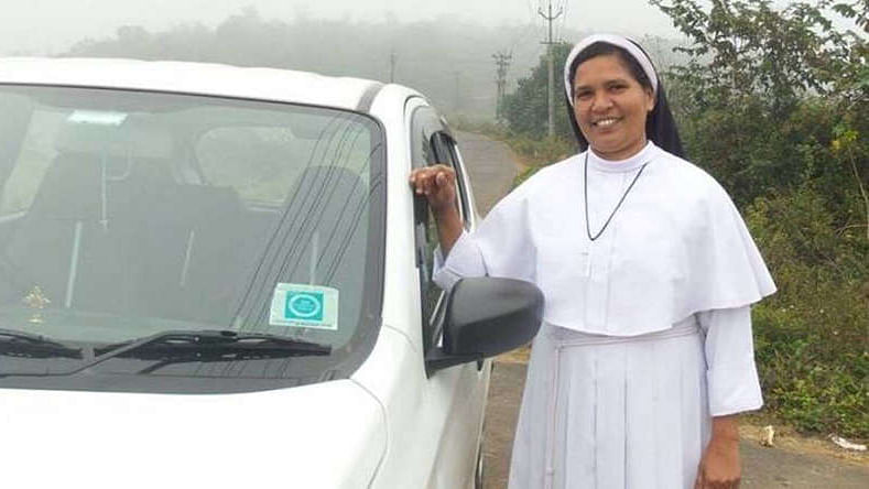 'Don't throw me out on the street': Sister Lucy to Kerala High Court