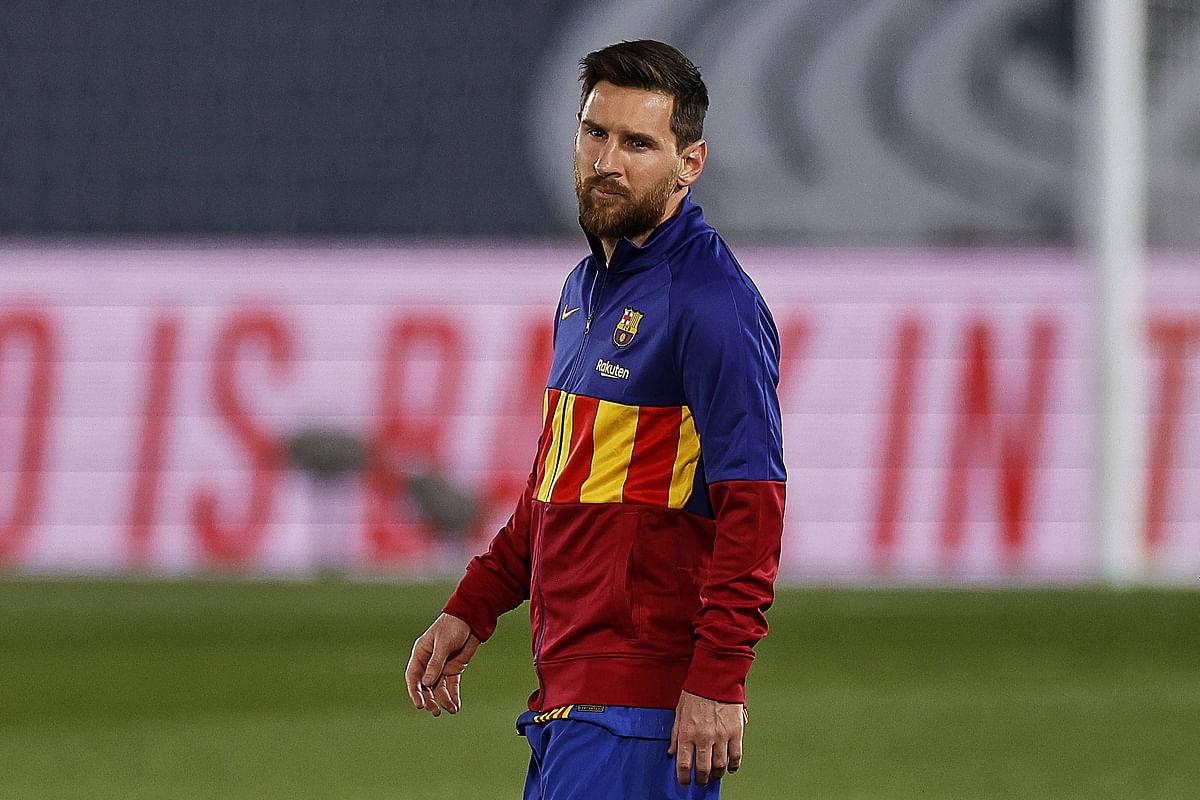 Messi kicks off Expo 2020's three-month countdown