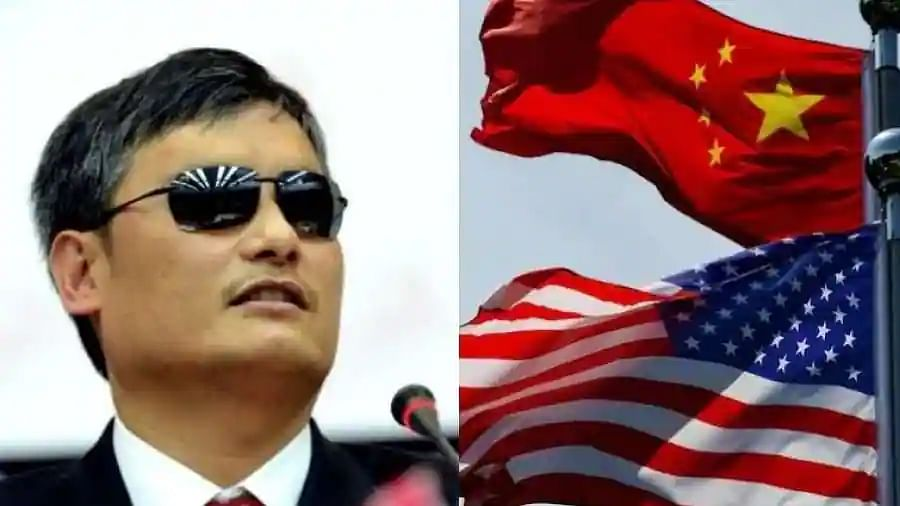 Blind human rights activist who escaped China in 2012 gets American citizenship