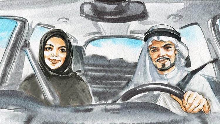 Dhs400 fine for each passenger for not wearing seat belts in Abu Dhabi