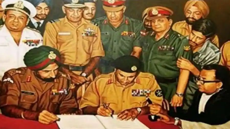'We don't have such a picture in our history': Afghan VP Amrullah Saleh slams Pakistani trolls with an image of 1971 Pak Army surrender