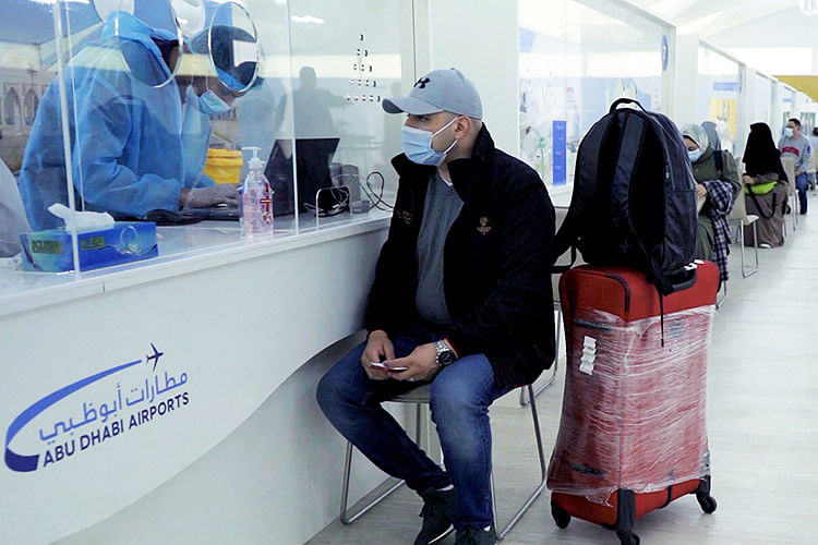 Delhi airport: Rapid PCR for UAE travellers to cost Rs 5000