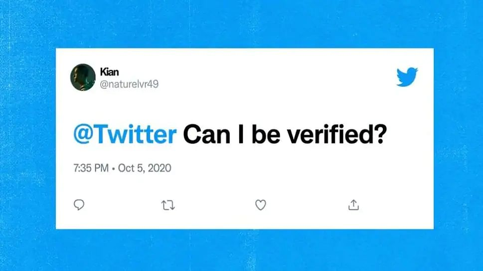 Did you get rejected for Blue Tick? Twitter will now tell you why you did not get verified