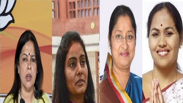 Women power in Narendra Modi Cabinet: List of women leaders included in council of ministers