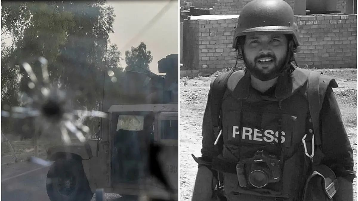 Body of Indian Photojournalist Danish Siddiqui handed over by Taliban to Red Cross: Report
