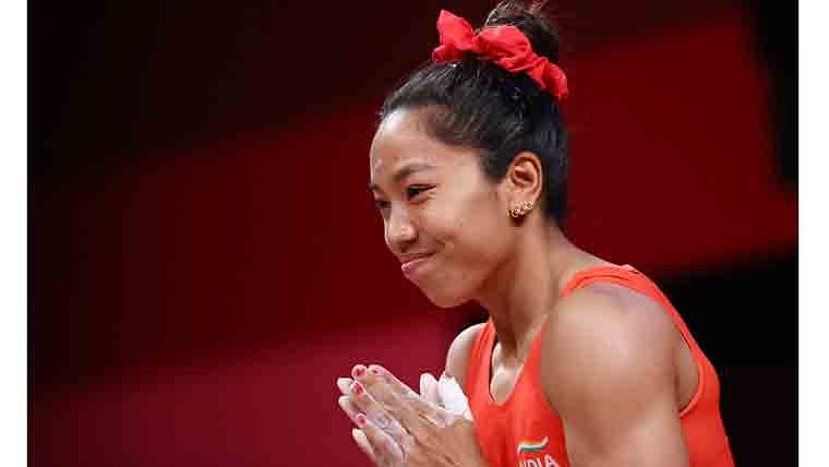 Tokyo Olympics: First medal for India, Mirabai Chanu wins silver in women's 49kg weightlifting