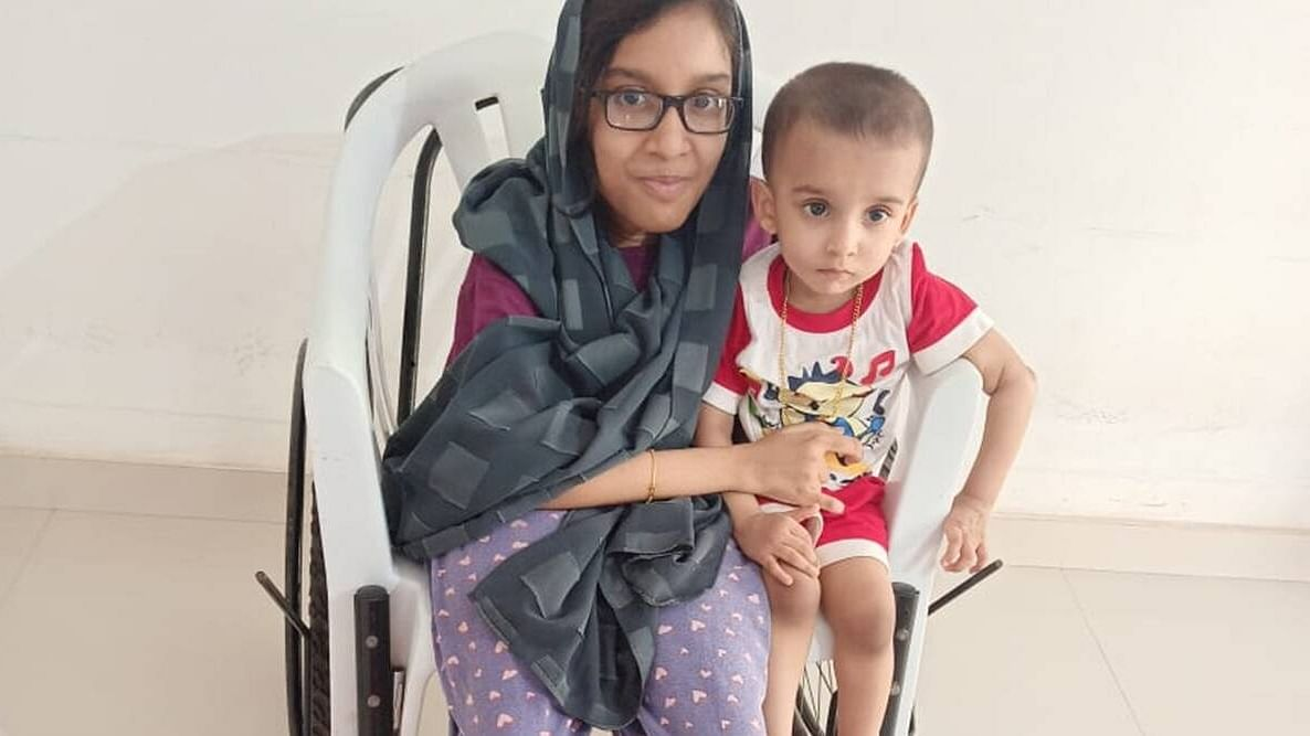 Power of humanity: World raises Rs.18-Cr to save child from rare disease