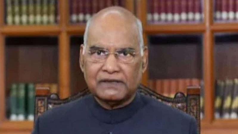 President Kovind completes four years in office