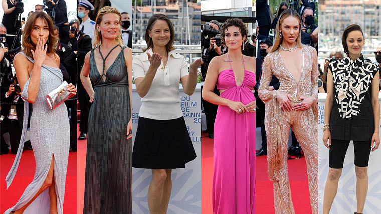 Excitement in the air as Cannes Film Festival resumes after pandemic