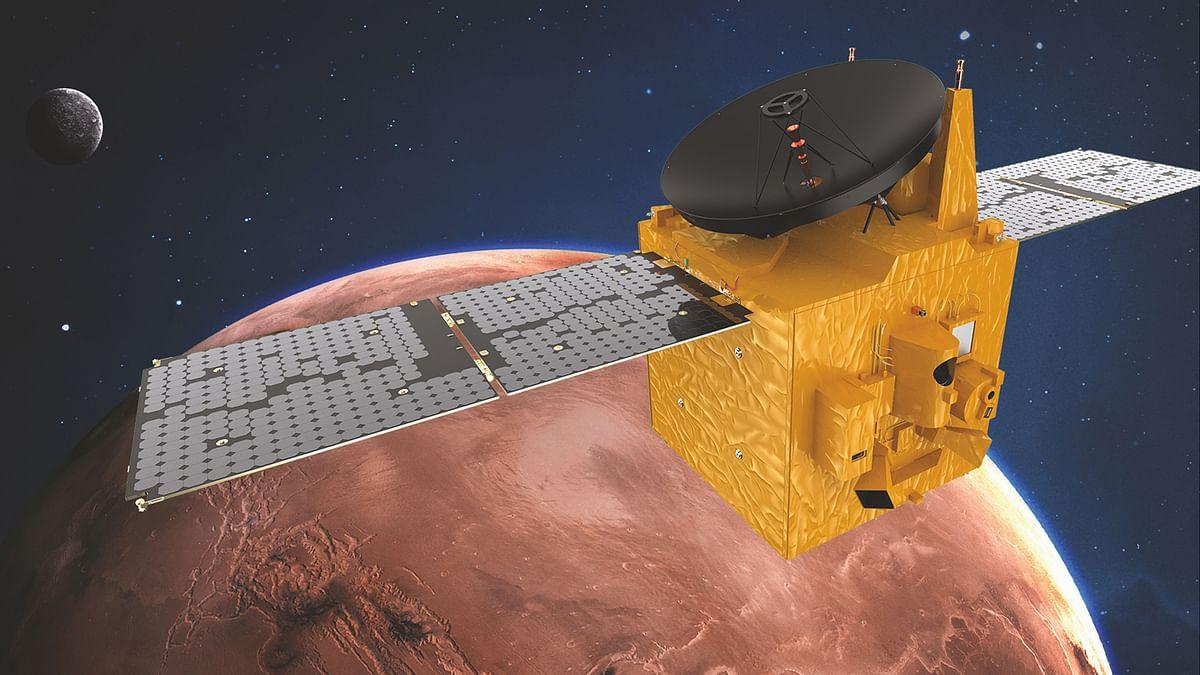 UAE's Hope Probe captures first-ever Mars' Discrete Aurora