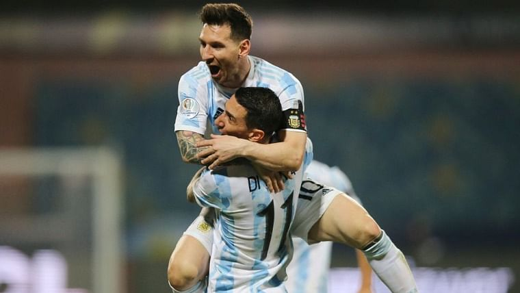 History shattered, history made: With Copa America, Messi finally exorcises ghosts of his past