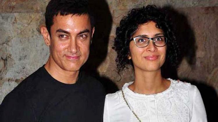Bollywood actor Aamir Khan and Kiran Rao's divorce creates a buzz on social media