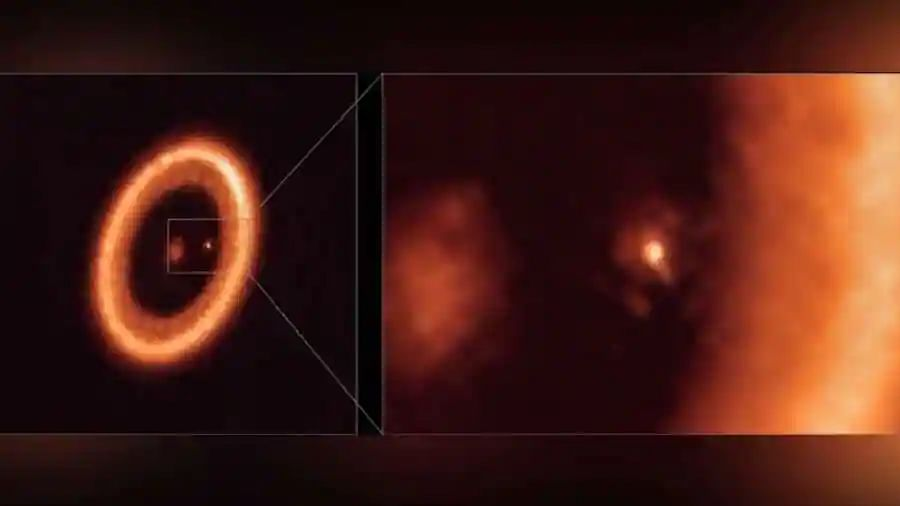 Astronomers detect first proof of 'moon-forming' ring around far-off exoplanet