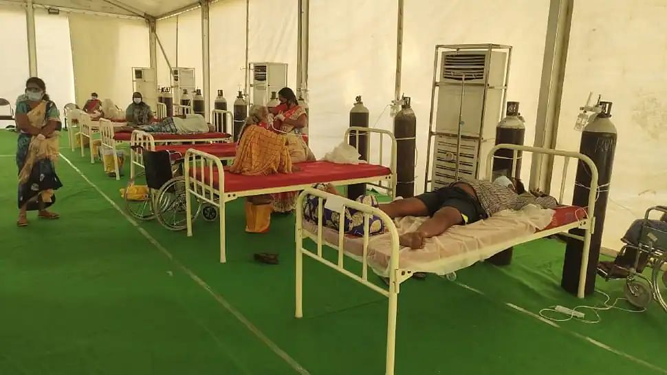 India records 581 deaths, 41, 806 new COVID-19 cases in 24 hours