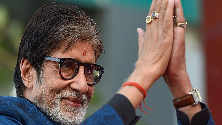 Bollywood veteran Amitabh Bachchan pens poem-urging fans to prevent Covid