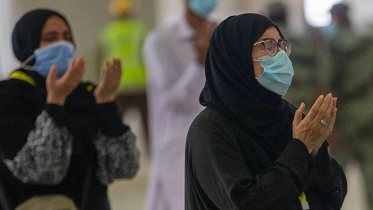 For the first time, women complete Hajj without male guardian
