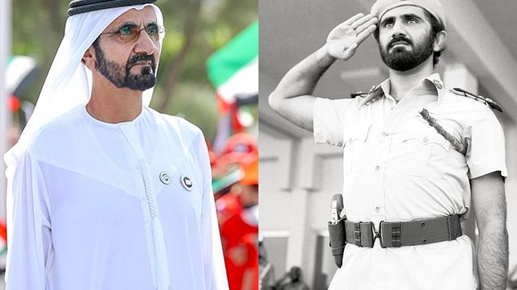 Sheikh Mohammed turns 72, Hamdan shares a heartwarming video to wish his father