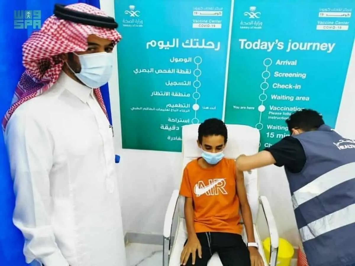 Saudi: Second dose of COVID-19 vaccine now available for all age groups