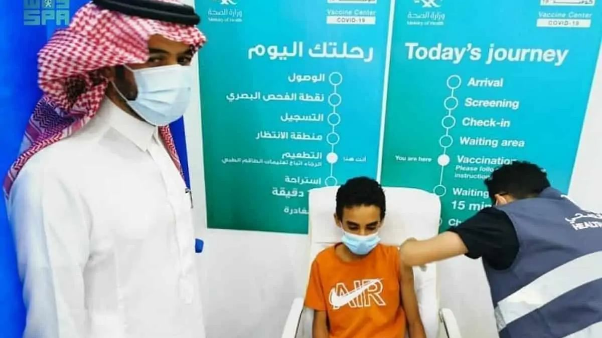 Saudi to vaccinate 2.7 million students before the start of academic year