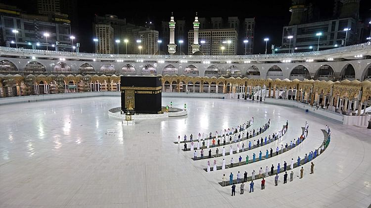 Saudi Arabia issues first smart card for this year's Hajj