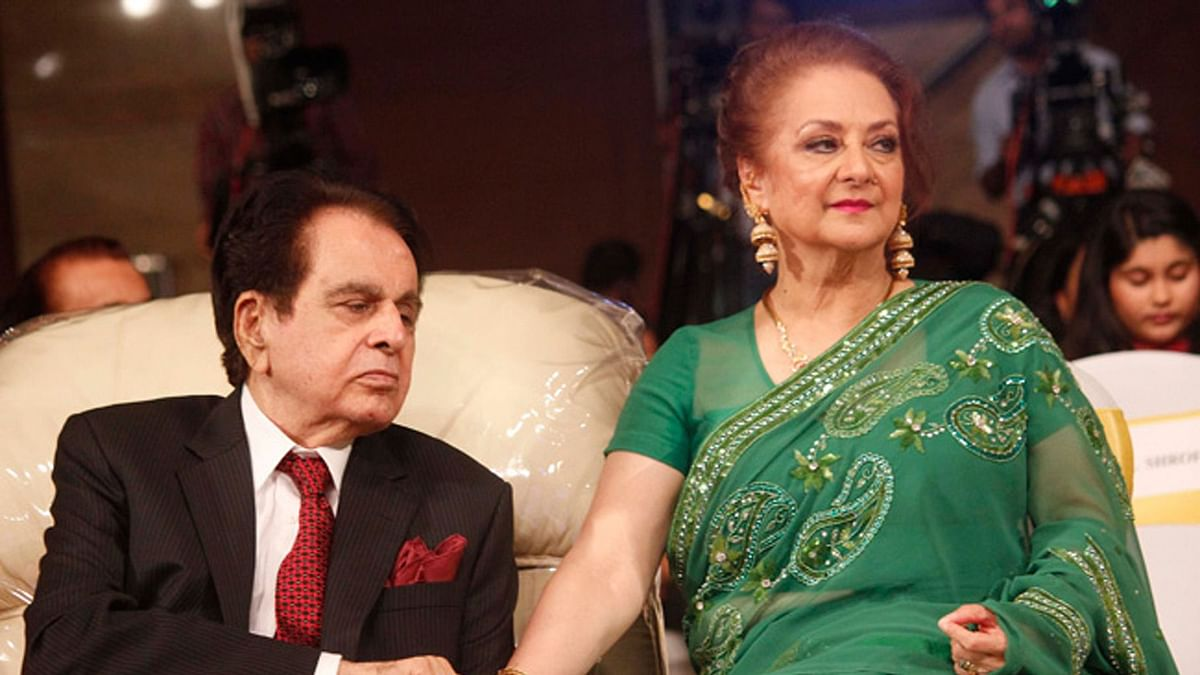 Dilip Kumar and Saira Banu's marriage: A love story that withstood the test of time