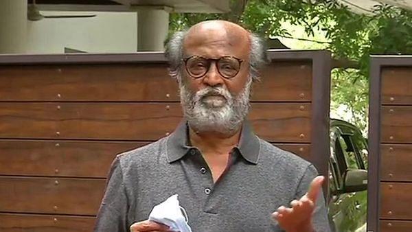 'Don't have plans to enter politics in future': Rajinikanth dissolves Rajini Makkal Mandram