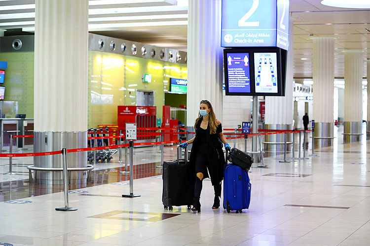 Expo 2020 participants and exhibitors can enter UAE despite suspension of flights