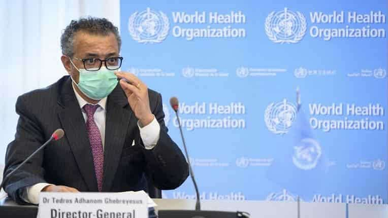 WHO urges countries to vaccinate more people as Delta variant now in 98 countries