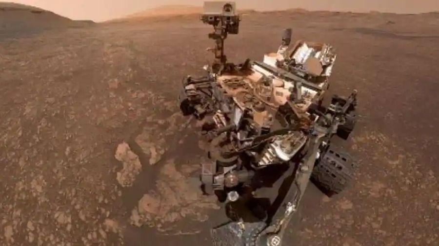 Presence of clay on Mars points to the planet being habitable once: Study