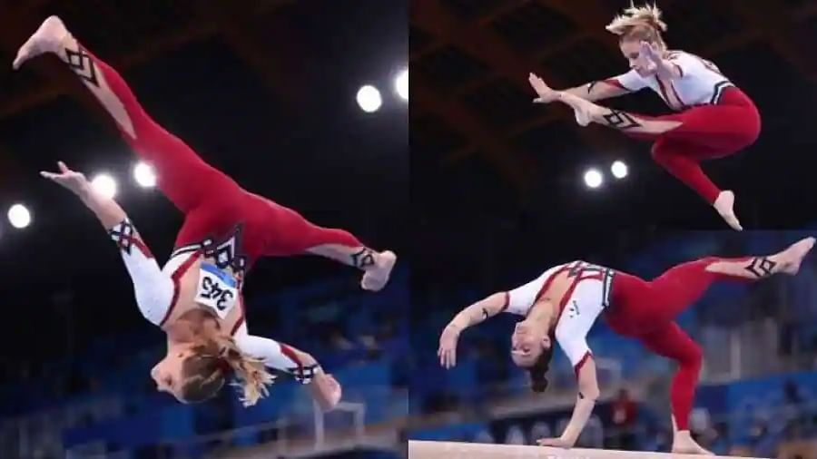 Tokyo Olympics: Gymnasts from Germany opt for full-body suits to promote freedom of choice